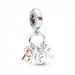 Best friend forever charm