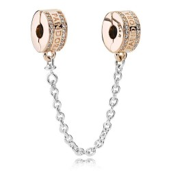 Chain - rose gold & silver